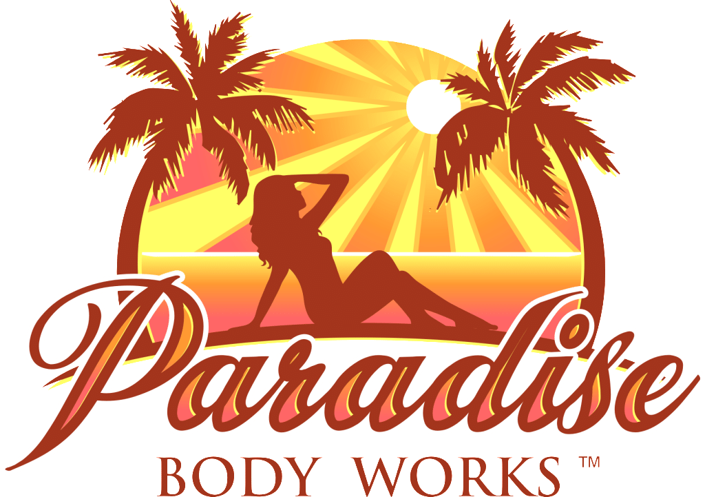 Paradise Body Works-logo