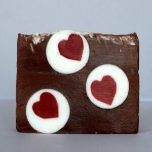 Cherry Chocolate Hearts