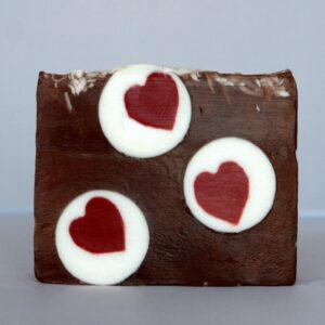 Cherry Chocolate Hearts