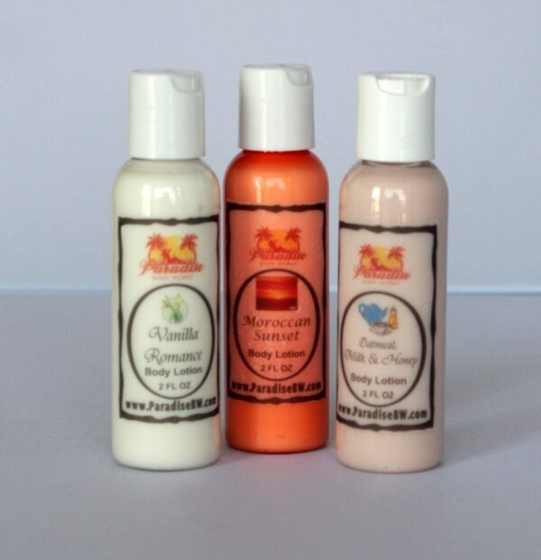 Silky Moisturizing Lotion 2 oz